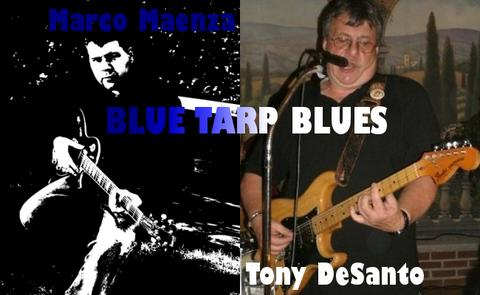(The Video) BLUE TARP BLUES-MARCO M & TONY Dtitled upload for Revolver Tony D, by MARCO M & TONY D on OurStage