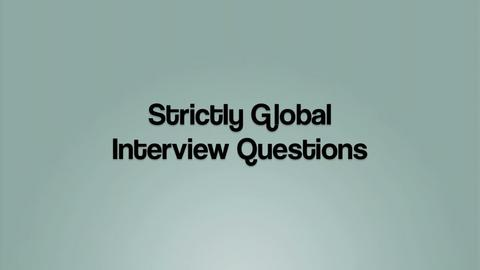 Strictly Global Interview, by Jetty Rae on OurStage