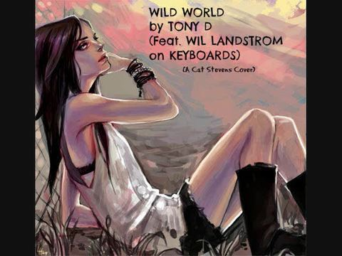 (The Video) WILD WORLD by TONY D (Fea. WIL LANDSTROM on KEYBOARDS), by TONY D (Solo) & with HIS BAND REVOLVER on OurStage