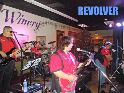 REVOLVER @ REVOLVER's CHRISTMAS BASH,2012, by REVOLVER @ REVOLVER's CHRISTMAS BASH,2012 on OurStage