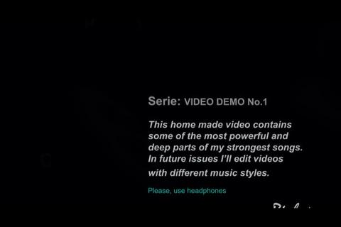 Serie Video 1 Strong Music by Richap, by Richap on OurStage