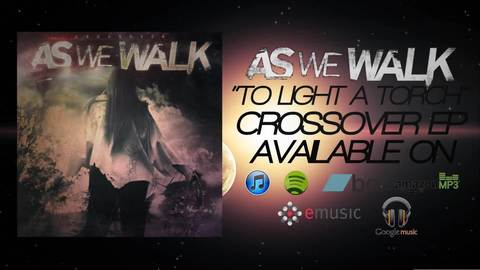 To Light a Torch (OFFICIAL LYRIC VID), by As We Walk on OurStage