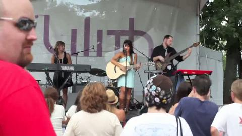 Jetty performing