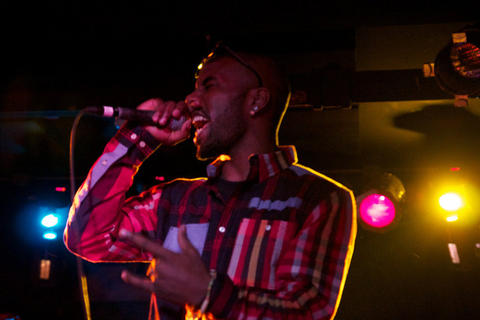 Not What You Think It Is - Live at Webster Hall NYC, by Yonas on OurStage