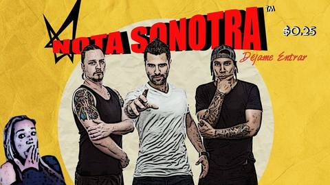 Dejame Entrar, by Nota Sonotra on OurStage