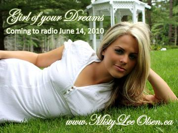 Girl of your Dreams, by Misty Lee Olsen on OurStage