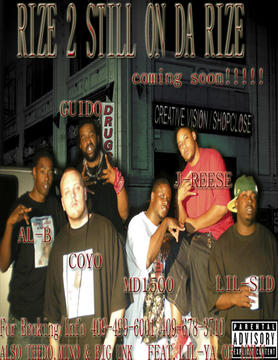 ILL RIDE FOR MONE, by Creative Vison/Shopclose on OurStage