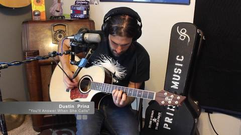 You'll Answer When She Calls, by Dustin Prinz on OurStage