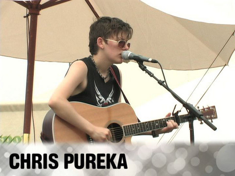 OurStage @ Virgin: Chris Pureka, by purekavideos on OurStage