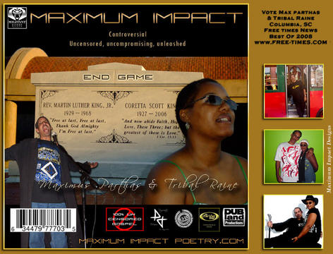 Maximum Impact LIVE, by Maximus Parthas & Tribal Raine on OurStage