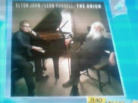 Elton John & Leon Russell on Good Morning America (10/20/10), by Elton John & Leon Russell on OurStage