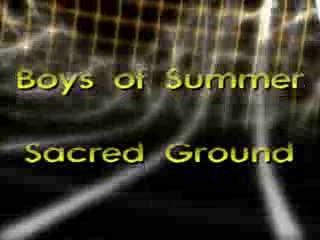 Boys of Summer, by Sacred Ground on OurStage
