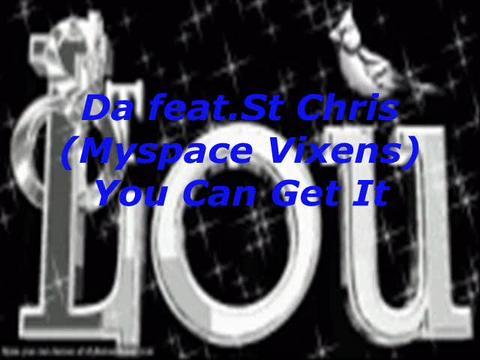 Myspace Vixen(You Can Get It