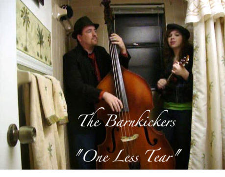 One Less Tear, by The Barnkickers on OurStage