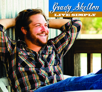 Live Simply, by Grady Skelton on OurStage