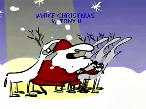 (The Video) WHITE CHRISTMAS by TONY D, by TONY D  on OurStage