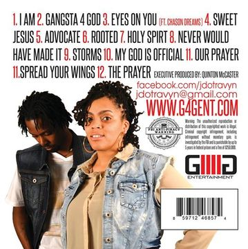 My God is Official, by J DOT RAVYN on OurStage