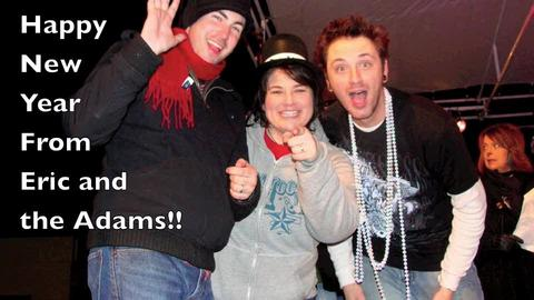 New Year's Eve with Eric and the Adams!, by Eric and the Adams on OurStage