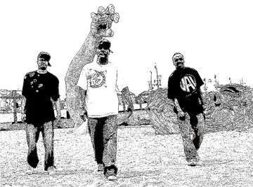 Run On ft. Joe D. & Black Boo, by Gods'Illa on OurStage