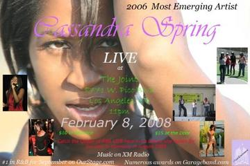 I Dont Trip, by Cassandra Spring on OurStage