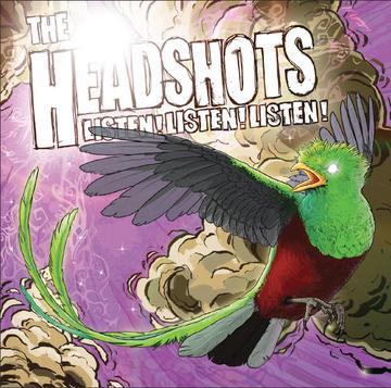 Bloodshot Eyes, by The Headshots on OurStage