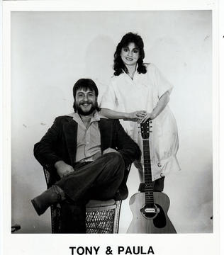 TONY & PAULA (9/1/84) (Live @ The Sunglass Cafe), by TONY & PAULA on OurStage