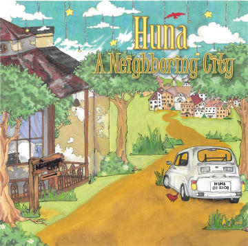 A Neighboring City, by Huna on OurStage