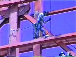IRONWORKERS   [in the sky]    Video, by John Mylius Band on OurStage